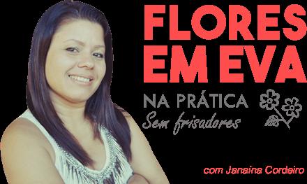 Aprenda a Fazer Flor De EVA