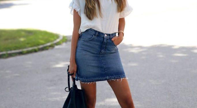 Saiba Como Usar Saias Jeans →