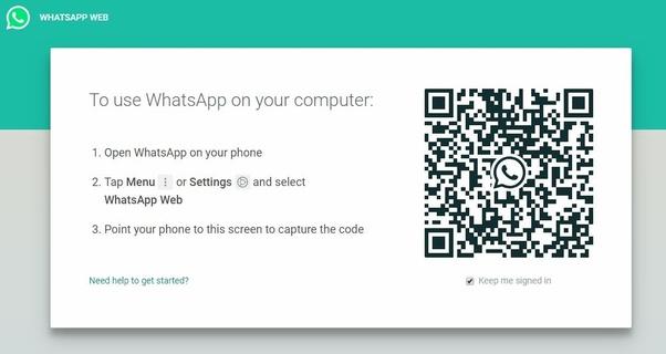 O que é o WhatsApp Web?