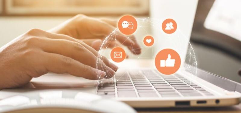 Como as redes sociais fortalecem a marca da empresa
