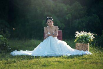 Qual o vestido mais adequado para a noiva no dia do casamento?