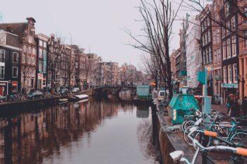 Por que a Holanda é considerada o país das bicicletas?