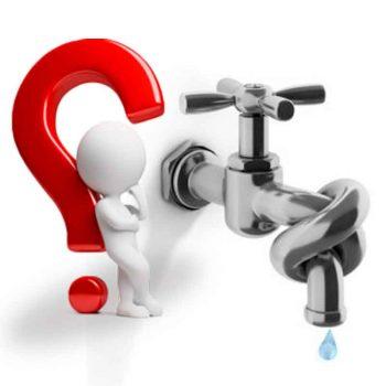 Dúvida Sobre Vazamento de Água?