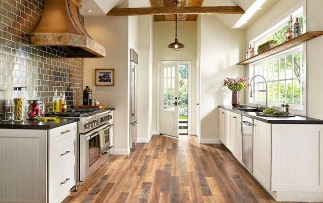 Como escolher o piso da cozinha