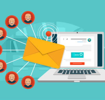 e-mail marketing para criação de leads