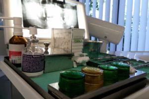 aparelho para tratamento bucal