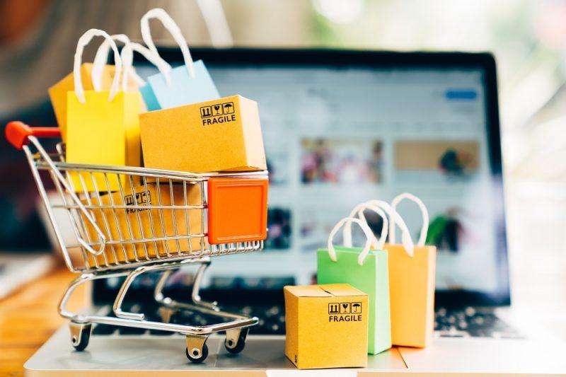 Como fazer compras de supermercado pela internet