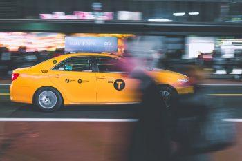 Como se cadastrar para ser taxista?
