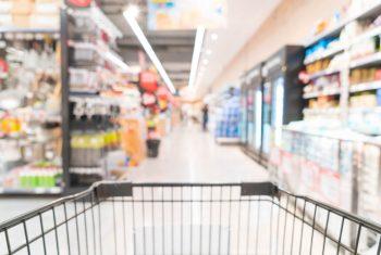 Quais são os setores de um supermercado?