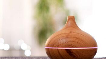 13 benefícios ao usar difusor de aromas em casa